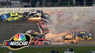 Video NASCAR Cup Series: Daytona 500 2019 | EXTENDED HIGHLIGHTS | Motorsports on NBC MP3, 3GP, MP4, WEBM, AVI, FLV September 2019