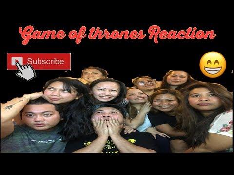 GAME OF THRONES SEASON 8 EPISODE 5 REACTIONS