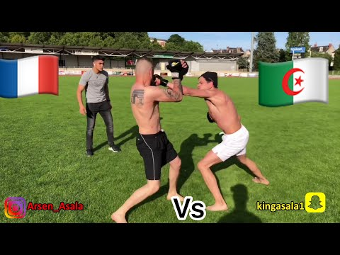 YOUTUBE FIGHT CLUB - COMBAT #13 HD 🇩🇿VS NICO 🇫🇷