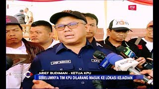Video Curhat Tim KPU Dilarang Masuk Lokasi Surat Suara Tercoblos di Malaysia - iNews Sore 14/04 MP3, 3GP, MP4, WEBM, AVI, FLV April 2019