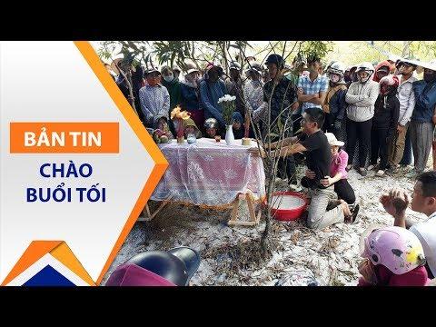 Quảng Bình: Khẳng định bé 6 tuổi bị sát hại   VTC1 - Thời lượng: 2 phút, 39 giây.
