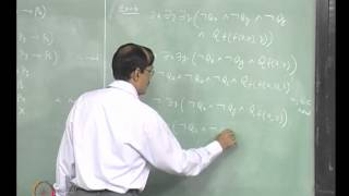 Mod-01 Lec-41 Lecture-41-Analytic Tableau For FL