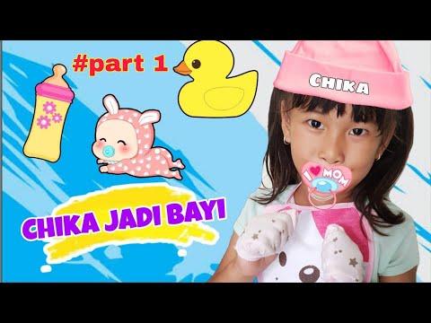 DRAMA | Chika Jadi Bayi Part 1
