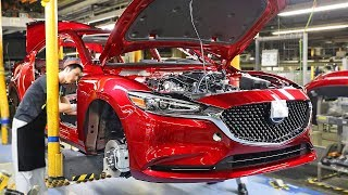 Download Video Mazda6 (2019) PRODUCTION LINE – Japanese Car Factory MP3 3GP MP4