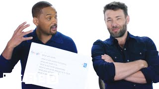 Video Will Smith & Joel Edgerton Answer the Web's Most Searched Questions | WIRED MP3, 3GP, MP4, WEBM, AVI, FLV Maret 2018