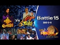 Hiru MegaStars Battle 16 12-02-2017