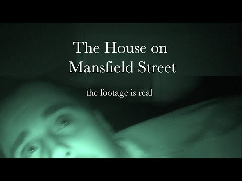 The House on Mansfield Street - Official Trailer Found Footage