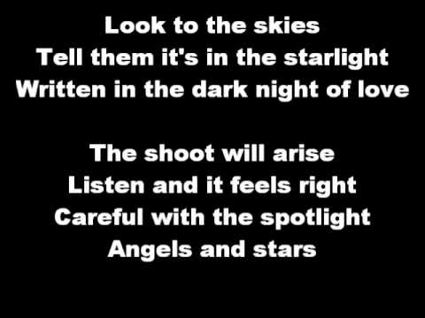 Eric Turner ft. Tinie Tempah & Lupe Fiasco – Angels and Stars LYRICS!