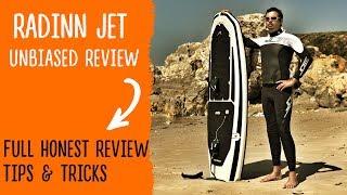 Radinn Wakejet Cruise Honest review & Tips + Speed test