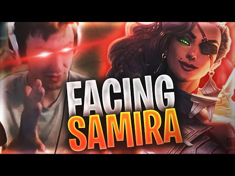 HASHINSHIN FACING SAMIRA | THE NEW BROKEN CHAMPION!!