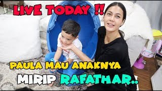 Video PAULA MAU ANAKNYA MIRIP RAFATHAR ... SAHUR WITH BAPAU # 11 MP3, 3GP, MP4, WEBM, AVI, FLV Juni 2019