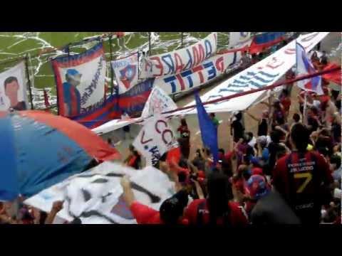 Cerro Porteño - en el 90`vos no te la bancaste %879. (video oficial 2011).MOV - La Plaza y Comando - Cerro Porteño - Paraguay - América del Sur