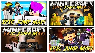BEST OF EPIC JUMP MAP! w/Deadlox, Bodil40, and more!