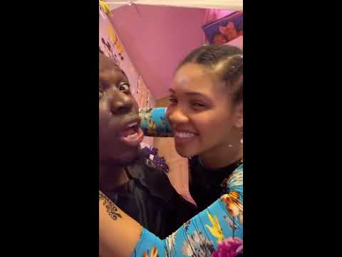SEE HOW AKPORORO SURPRISED HIS WIFE ON HER BIRTHDAY