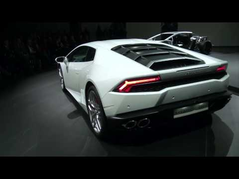 Filippo Perini - Filippo Perini explains the design concept of Lamborghini Hucaràn, an amazing Italian top supercar.