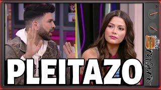 Ana Patricia es MAL EDUCADA dice Jomari y el la pone en su lugar