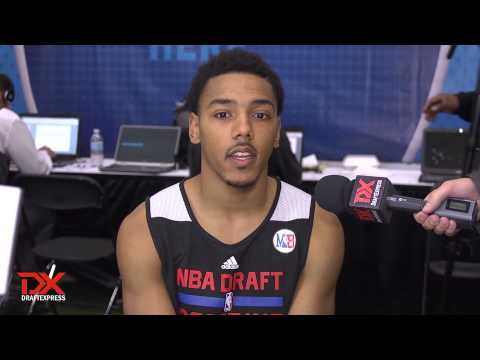 Phil - Phil Pressey talks about his preparation for the 2013 NBA Draft.