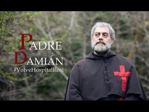 Volve O Padre Bernardo (Carlos Blanco), #VolveHospitalReal