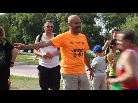 I Triatlon de Zaragoza