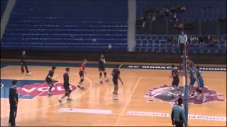 Lazar Cirovic Outside hitter - Highlights season 2014/15