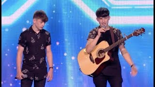 Video Simon Wants To Hear Another Song, They Blows Him With Their Original | The X Factor UK 2017 MP3, 3GP, MP4, WEBM, AVI, FLV Maret 2018