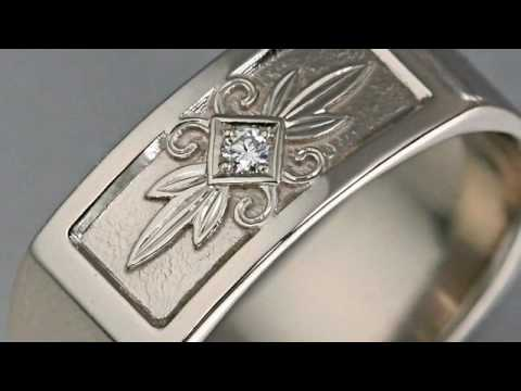 Handcrafted jewelry design by Ben and Kathryn Stewart of Silver Bonsai Gallery.m4v
