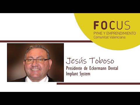 Vídeo Entrevista Jesús Toboso Focus Pyme Vega Baja 2019[;;;][;;;]