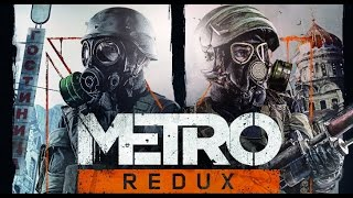 Nonton Metro: Last Light Redux All Cutscenes (Game Movie) PS4 1080p HD Film Subtitle Indonesia Streaming Movie Download