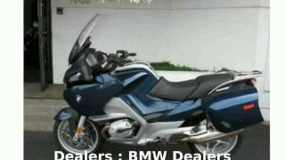 2. 2009 BMW R 1200 RT Walkaround and Details