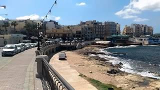 Bugibba Malta  city photos : MALTA MARC 2016 - BUGIBBA