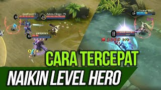 Video Tips dan Trik - CARA TERCEPAT MENAIKKAN LEVEL HERO Mobile Legends MP3, 3GP, MP4, WEBM, AVI, FLV September 2018