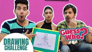 Drawing Challenge | Rimorav Vlogs