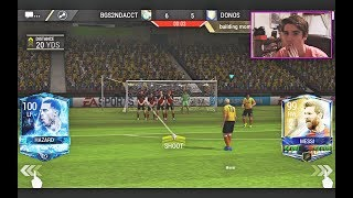 Video FIFA MOBILE *INTENSE* GAME WINNER(S)!!! RACE TO FIFA CHAMPION #1!! Ft. NEW 96 MEDEL!   FIFA Mobile MP3, 3GP, MP4, WEBM, AVI, FLV Oktober 2017