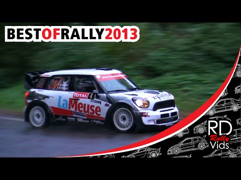 the best of rally 2013 [ hd - pure sound ]