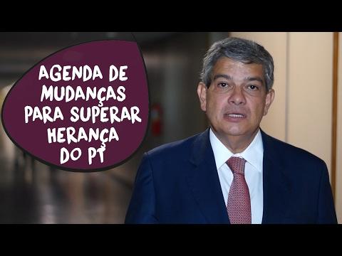 Marcus Pestana: agenda para superar herança do PT