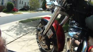 6. 2006 Triumph Rocket III Classic Radiator Flush