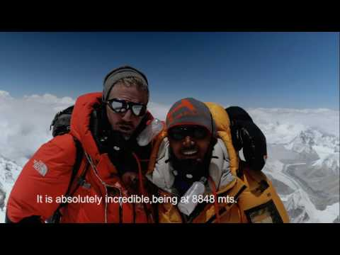 Everest Expedition Summit Push