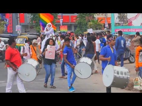 Proteste in Indien: Gegen die Kriminalisierung von Homosexuellen
