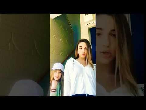 МАРЕСЯ РОЖКОВА СНЯЛА ВИДЕО С СЕСТРОЙ (видео)