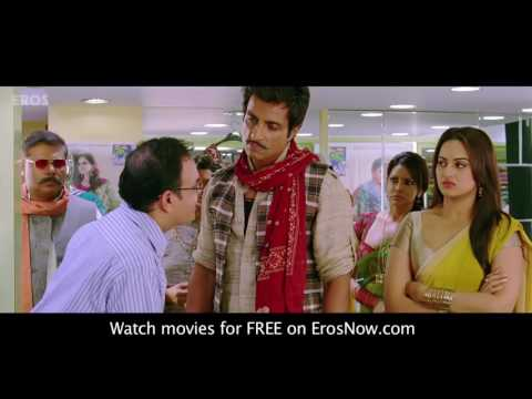 The best scene ever from R.Rajkumar, #aslisona😁😙✌