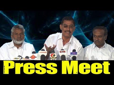 Press Meet Of Tamil Medium Instruc ..