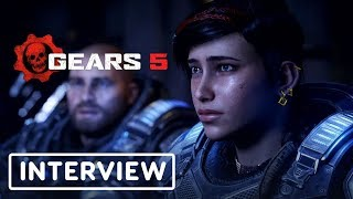 Gears of War 5 is More Accessible than Ever Before - Gamescom 2019 by IGN
