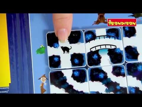 Видео - Волшебный лес (магнитная)