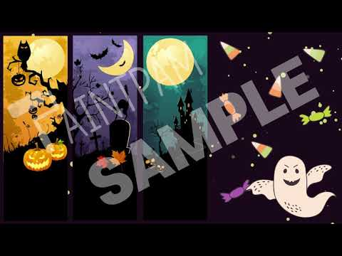 Sample_Season Event_Halloween_07_3개의 카드