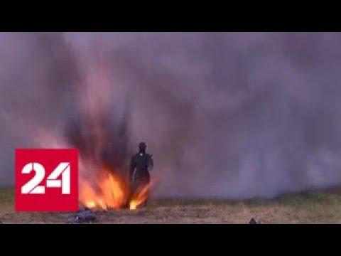«Ростех» испытал взрывобезопасный костюм