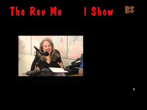 The beginning of the Rev Mel Show