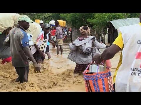 Φονικές πλημμύρες στη ΛΔ Κονγκό