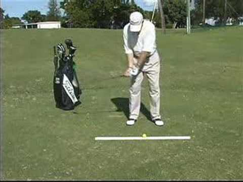 Get rid of that Golf Slice- Learn the Proper Release