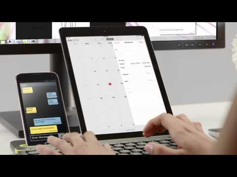 k480 MultiDevice Keyboard