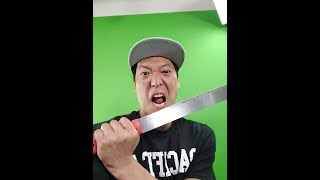 This ZOMBIE KILLING KNIFE UNBOXING!  Be ready for zombies!